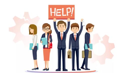 Help-退職したい人々