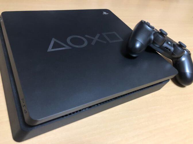 PS4-本体