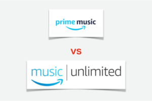 「prime music」と「Amazon music unlimited」の違い・比較