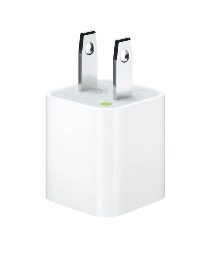 Apple 5W USB-アダプター