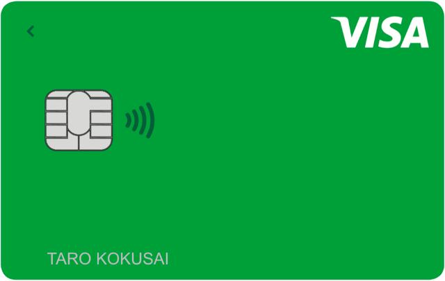 Visa_LINE_Pay_クレジットカード