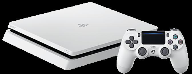 PS4-本体-ホワイト