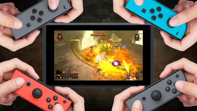 Nintendo_Switch-joy-conを4人で