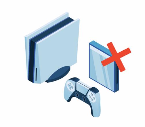 デジタルエディションは、PS4の箱ソフトで遊べない