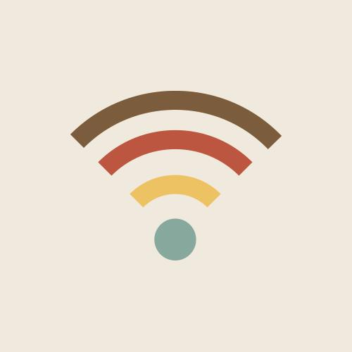 wifi-データ通信