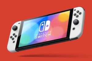 Nintendo Switch-有機ELディスプレイモデル