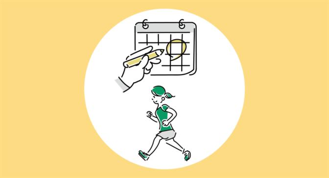 楽天マラソンの頻度-時期