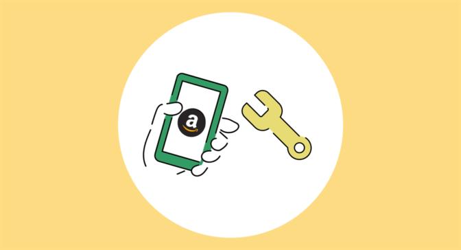 Amazon-ほしい物リストの変更設定